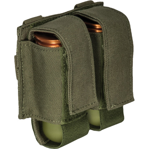 40MM Grenade Covered Double Pouch