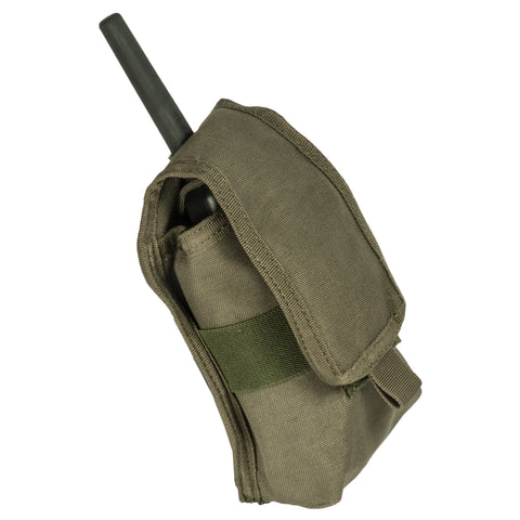 Radio Adjustable Covered Pouch