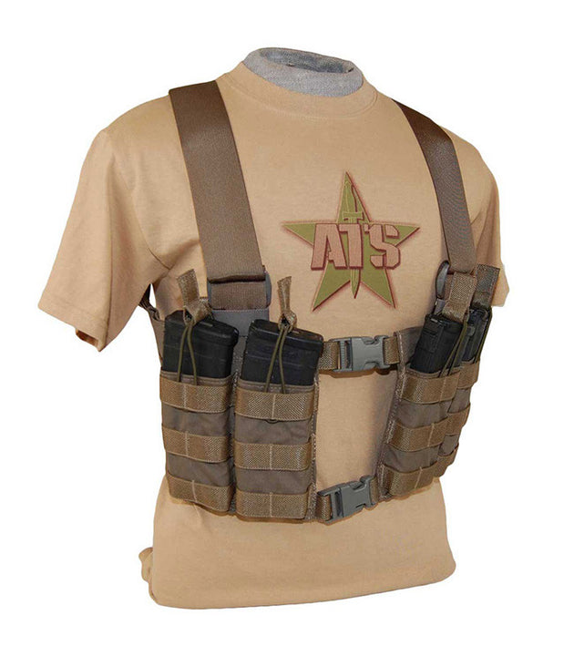 Split Front Chest Harness