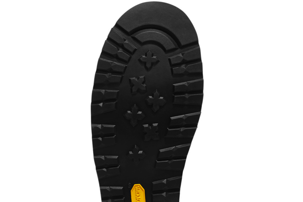 This boot features the Vibram® Kletterlift Light Outsole that is oil-and-slip-resistant with low lugs for urban environments. It is made from the Vibram TC4T compound for added durability.