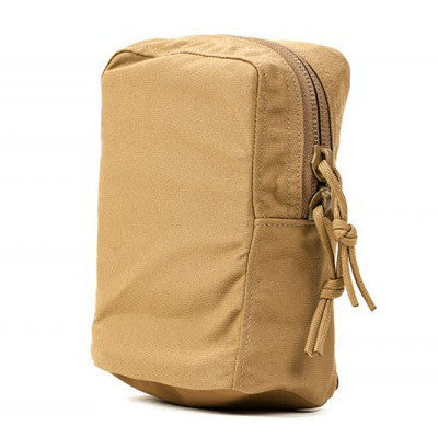 Vertical Zippered Utility Pouch