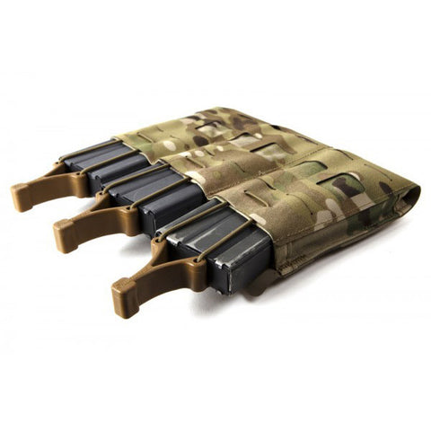 Helium Whisper Mag Now! M4 Triple Mag Pouch