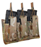 Triple Rifle/Pistol Pouch