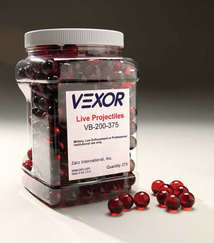 Vexor Red Hot Liquid Projectiles