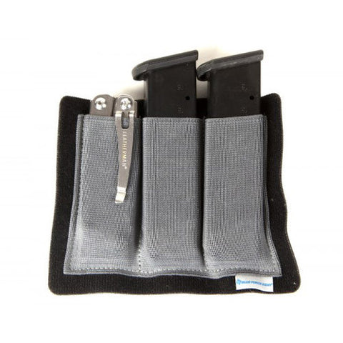 Dapper Ten Speed Triple Pistol Mag Pouch