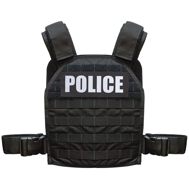 Active Shooter Steel Plate Carrier