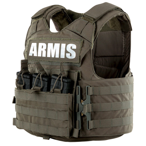 ARMIS-II SE Armor Vest with H.A.L.O. Closure