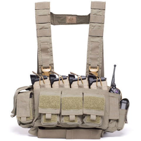 LE Active Shooter Chest Rig