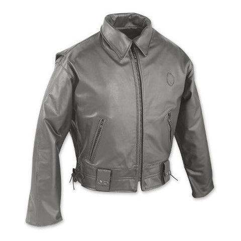 LAPD/CHP Leather Jacket