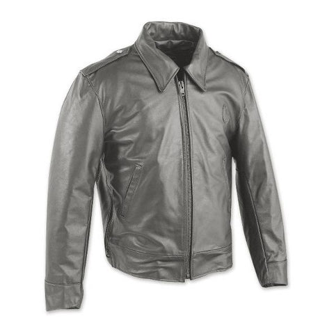 Carroll County Leather Duty Jacket