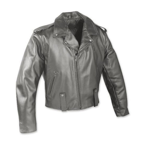 New Orleans Leather Jacket