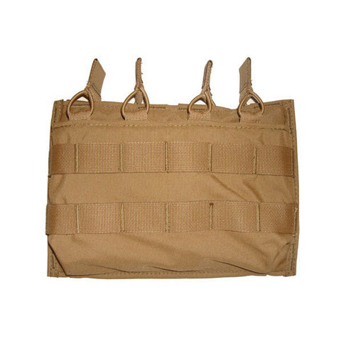 Helium Whisper® Quad MP7 Open Top Mag Pouch