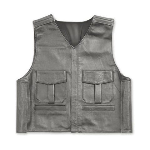 Peacekeeper Leather Extrenal Vest Carrier