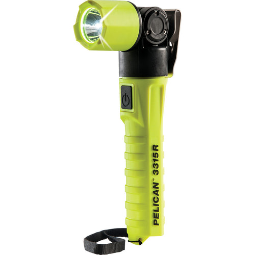 3315R-RA LED Rechargeable Right Angle Flashlight