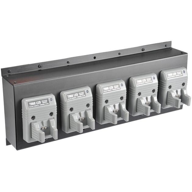 7060 LED Fast Bank Charger (5 receptacles)
