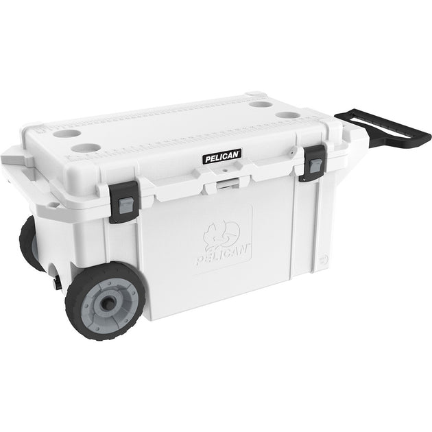 80QT Elite Wheeled Cooler