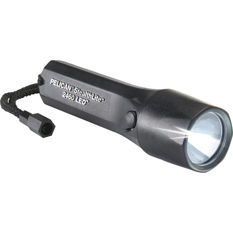 StealthLite™ Rechargeable 2460 LED Flashlight