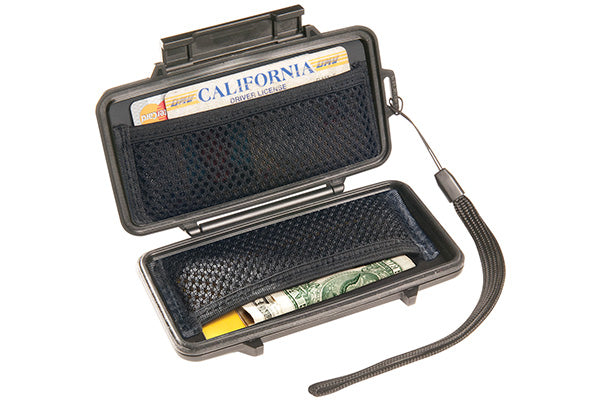 Holds Keys, ID, Cards & Cash
