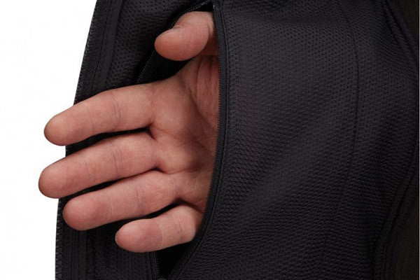 passthrough in the hand pockets gives easy access to your CCW.