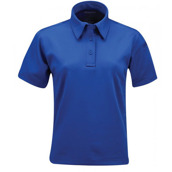 I.C.E. Short Sleeve Performance Polo for Women
