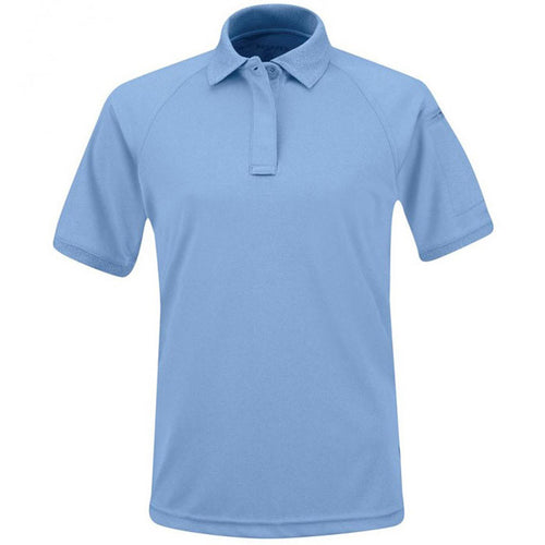 Snag-Free Short Sleeve Polo for Women