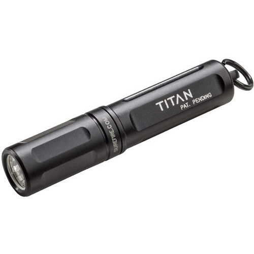 Titan Ultra-Compact Dual-Output LED Keychain Light
