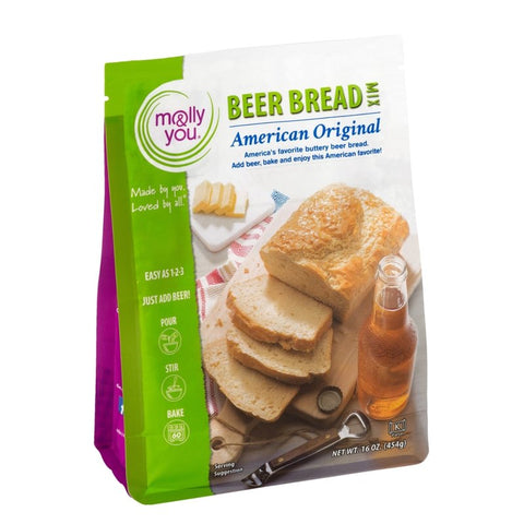 Beer Bread Mix  All American