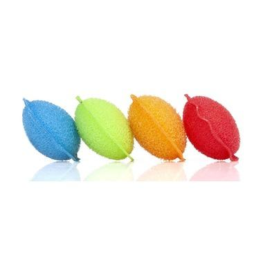 Bottle Scrubbies Set of 4
