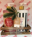 Brompton and Langley Winterberry Gift Set