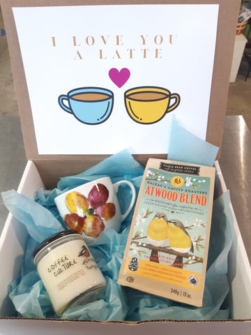 Coffee Lovers Mother's Day Gift Box