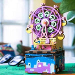 DIY Music Box Ferris Wheel