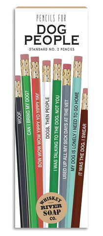 Dog People Pencils 8pk