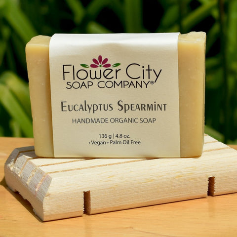 Eucalyptus and Spearmint Soap Gift Set
