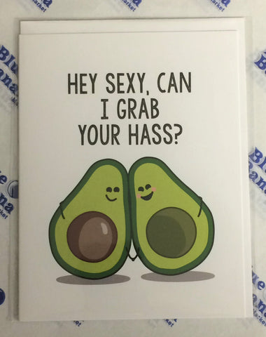 Grab Your Hass Card