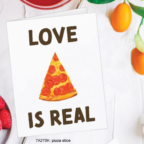Love Is Real Card