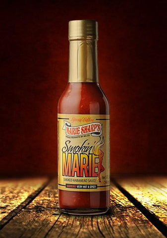 Marie Sharp's Smokin' Marie 5oz