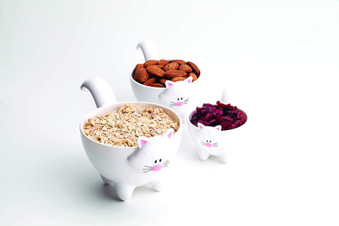 Meow Measuring Cups Set of 3