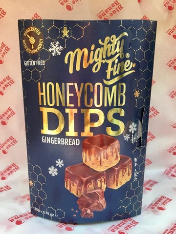 Mighty Fine Honeycomb Gingerbread Dips