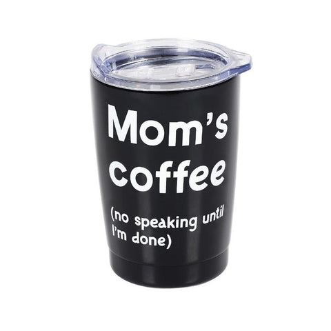Mom's Coffee Travel Tumbler