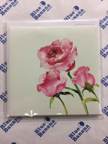 Mother's Day Treasures Pop-up Card Roses