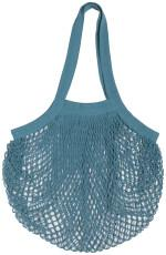 Net Shopping Bag - Blue