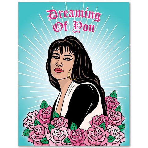 Selena Dreaming of You Card