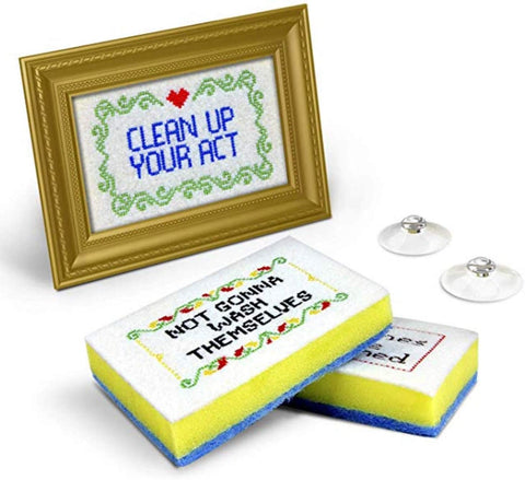 Subversive Sponges Gift Set