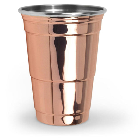The Copper Party Cup 16 oz