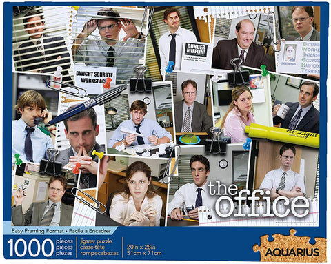 The Office 1000 Pc Puzzle