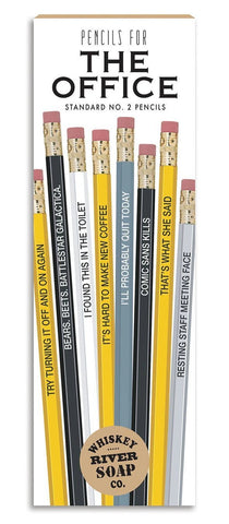 The Office Pencils 8pk
