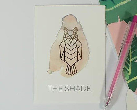 The Shade Card
