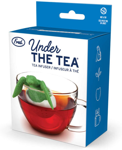 Under The Tea Turtle Tea Infuser