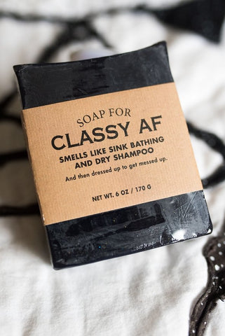 Whiskey River Classy AF Soap