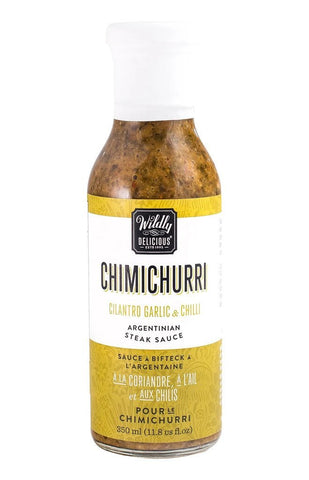 Wildly Delicious Chimichurri Steak Sauce 350ml